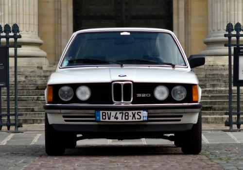 BMW Série 3 (E21) -  320/6