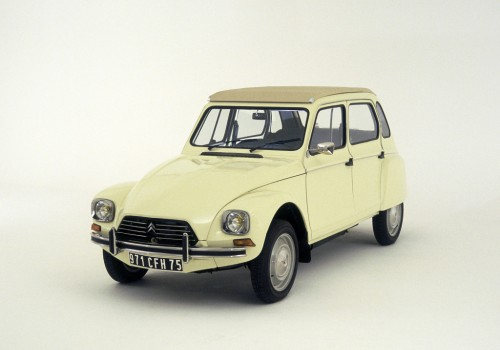 Citroën Dyane -  4