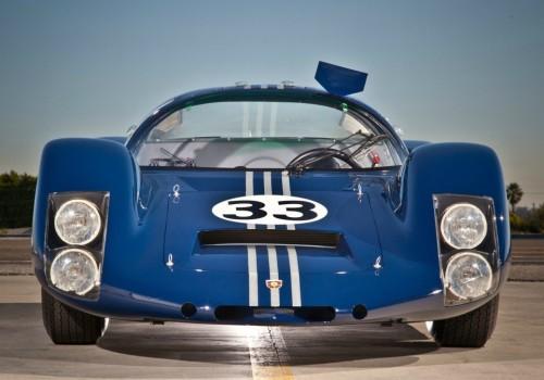 Porsche 906 -  E
