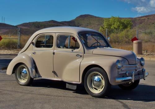 Renault 4 CV -  Normale