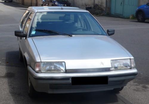 Citroën BX -  Evasion 14 E
