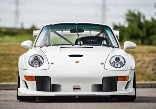 Porsche 911 (993) -  GT2 Evo