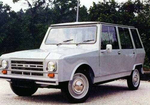 Citroën FAF -  5 portes