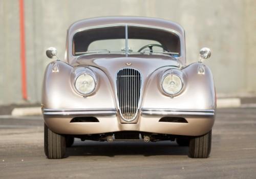 Jaguar XK 120 -  Fixed Head Coupe
