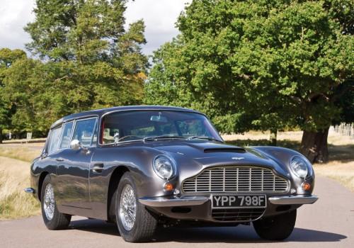 Aston Martin DB6 -  Shooting Brake