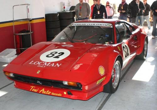 Ferrari 308 -  GTB Facetti Groupe IV