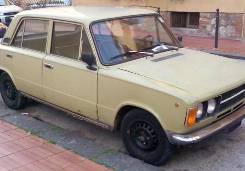 Fiat 124 -  Special