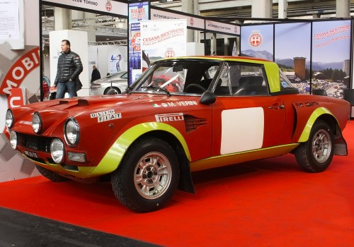 Fiat 124 -  Abarth