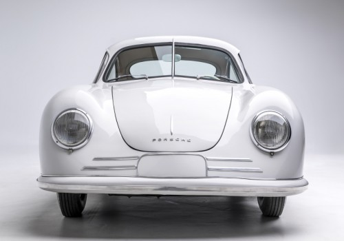Porsche 356 -  Gmünd