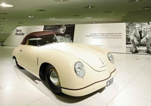 Porsche 356 -  Gmünd Cabriolet