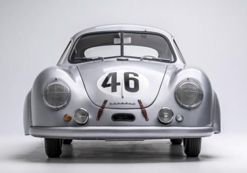 Porsche 356 -  Gmünd SL