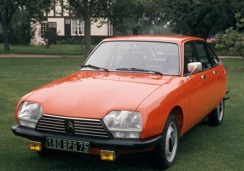 Citroën GS -  X2