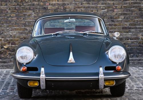 Porsche 356 B -  Carrera 2