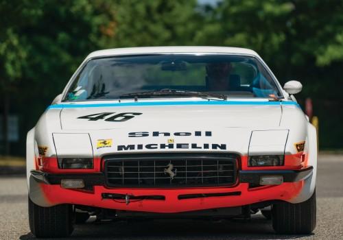 Ferrari 365 GTB/4 Daytona -  Group 4 NART Spyder