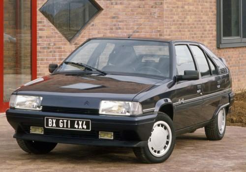 Citroën BX -  GTi 4x4