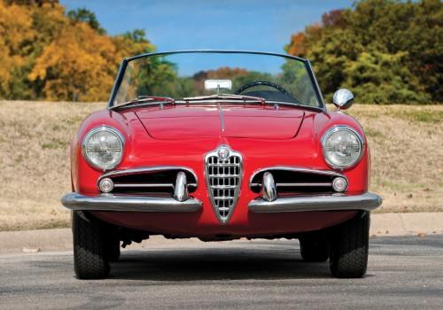 Alfa Romeo Giulietta -  Spider