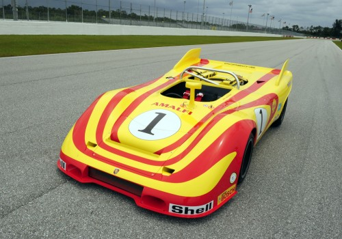 Porsche 917 -  Interserie Spyder
