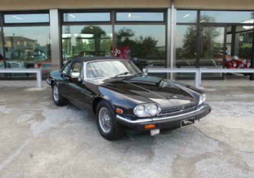 Jaguar XJ-SC -  V12 Targa