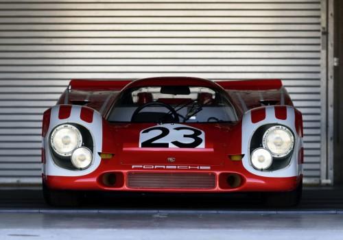 Porsche 917 -  K
