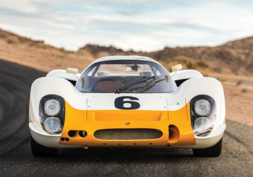Porsche 908 -  K