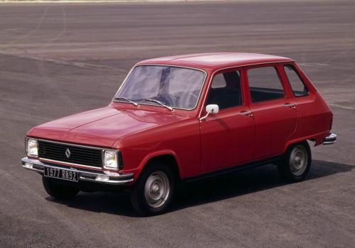 Renault R6 -  L