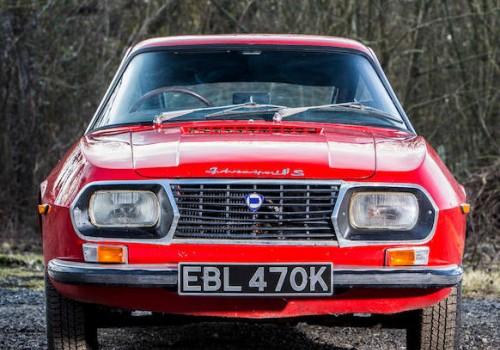 Lancia Fulvia Sport Zagato -  Series I