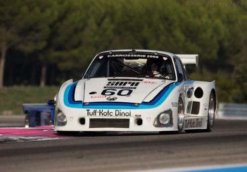 """Porsche 935 -  L1 """"Baby"""""""
