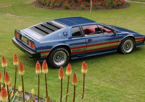 Lotus Esprit -  Essex Turbo