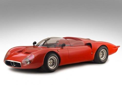 Alfa Romeo Tipo 33/2 -  Mugello Spyder