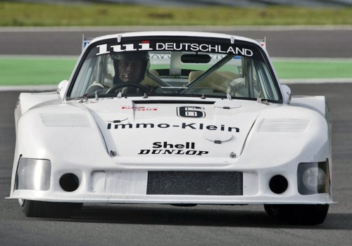 Porsche 935 /81 'Moby Dick'
