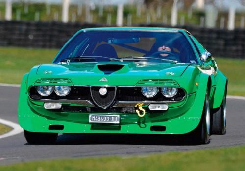 Alfa Romeo Montreal -  Group 4