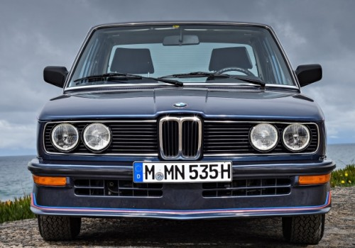 BMW Série 5 (E12) -  M535i
