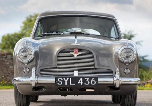 Aston Martin DB2/4 -  Mark II Saloon