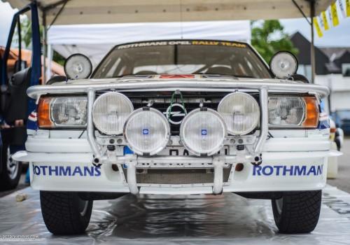 Opel Ascona -  (B) 400 Rally