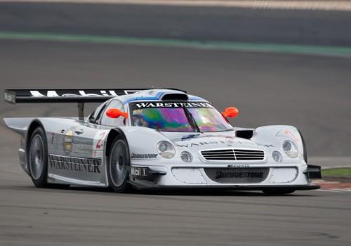 Mercedes-Benz CLK-GTR -  LM