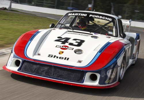Porsche 935 /78 'Moby Dick'