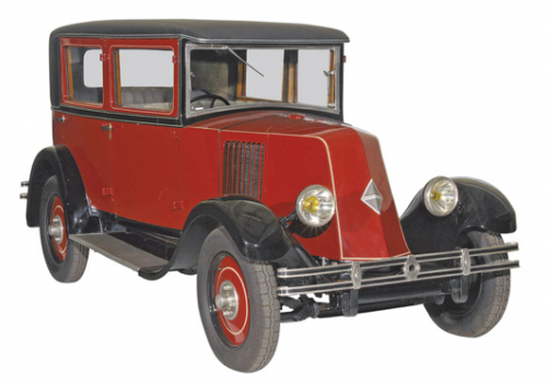 Renault 6 CV -  Type NN-1
