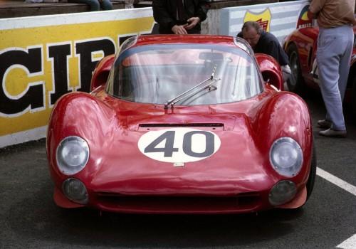 Ferrari 166 P