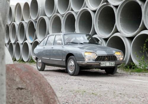 Citroën GS -  Pallas