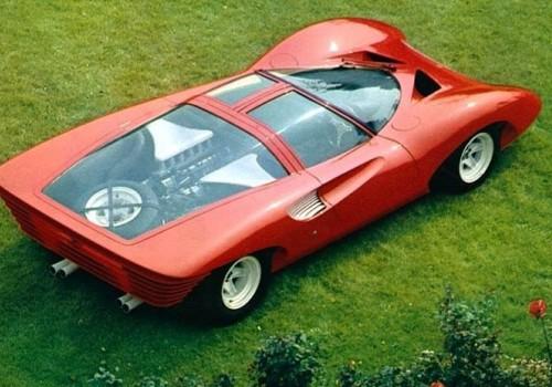 Ferrari P5