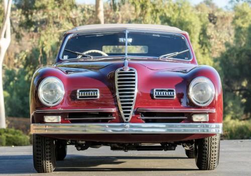 Alfa Romeo 6C 2500 -  Super Sport Pinin Farina Cabriolet