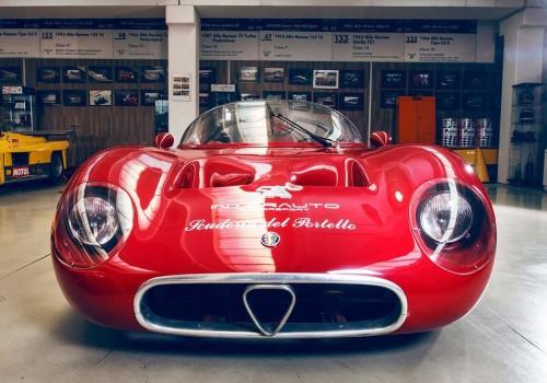 Alfa Romeo Tipo 33/2 -  Periscopica