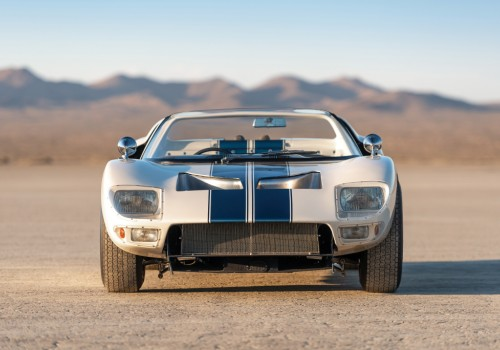 Ford GT40 -  Roadster Prototype