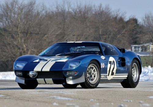 Ford GT40 -  Prototype