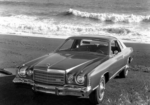 Dodge Charger -  Quatrième version