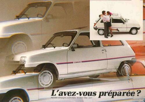 Renault R5 -  Coach