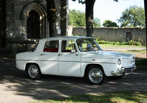 Renault R8 -  5CV