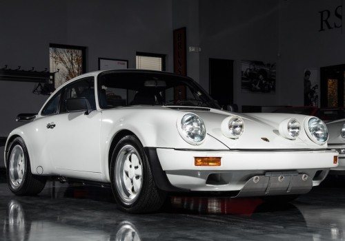 Porsche 911 (Serie G) -  3.0 SC/RS