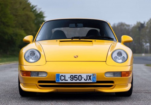 Porsche 911 (993) -  Carrera RS 3.8