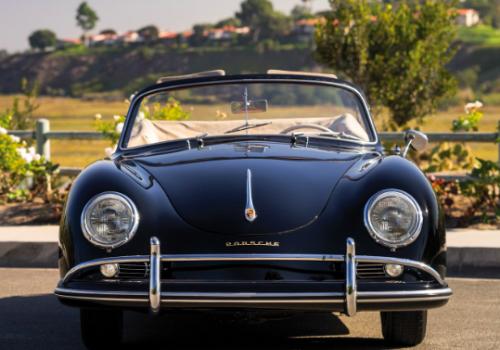 Porsche 356 A -  Cabriolet Super